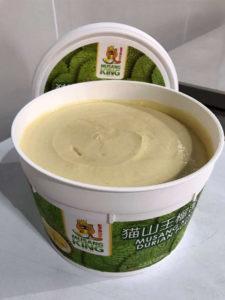 Ice cream Durian 4
