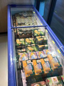 Ice cream Durian 1